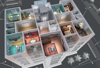Доля квартир с ремонтом под ключ от застройщика выросла с 46% до 65%