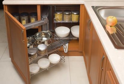 Как правильно выбрать карго систему для кухни