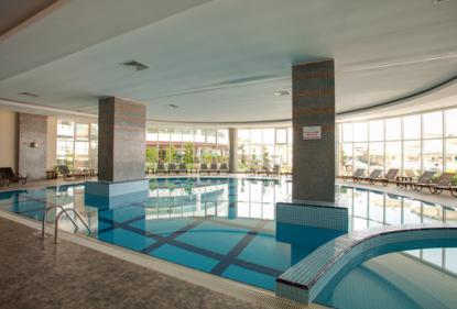 ЖК с бассейном – популярная экзотика