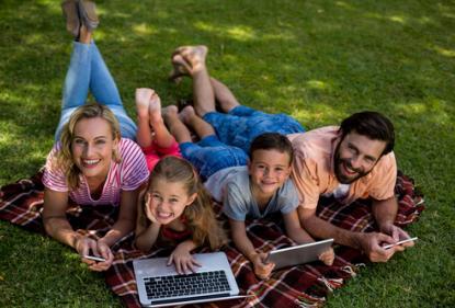 Модные тенденции на рынке новостроек: Wi-Fi во дворе