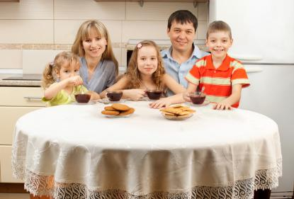 Многодетные семьи смогут оформить погашение части ипотеки через Госуслуги