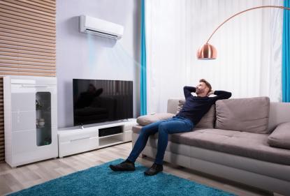 Температурный режим в жилых зданиях