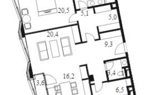 Balchug Residence