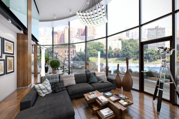ЖК Riverdale Apartment