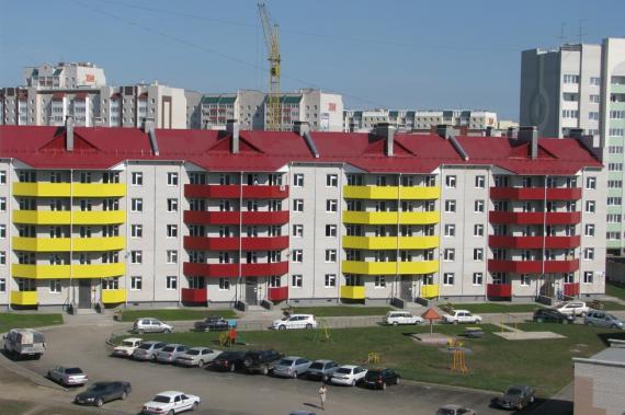 ЖК ул. Малахова, 152