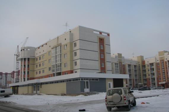 ЖК С. Власихинский, 10